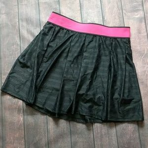 Fila Sport | NWT Pink and Black Tennis Skort